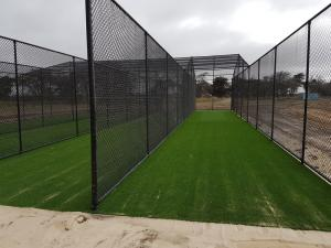 Soccer pitch construction 2122